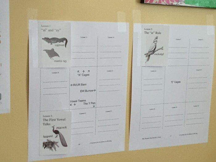 IEW The Phonetic Zoo spelling curriculum reviw 009