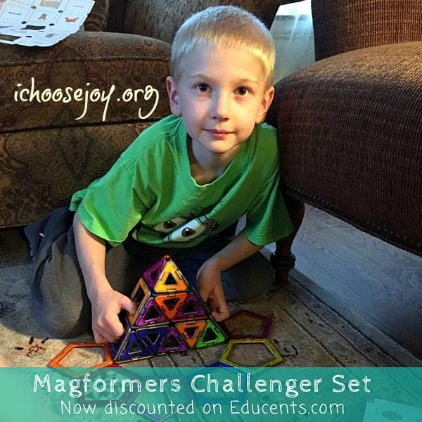 Magformers Giveaway 2