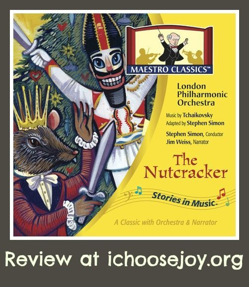 Review: Maestro Classics The Nutcracker CD and Curriculum Guide