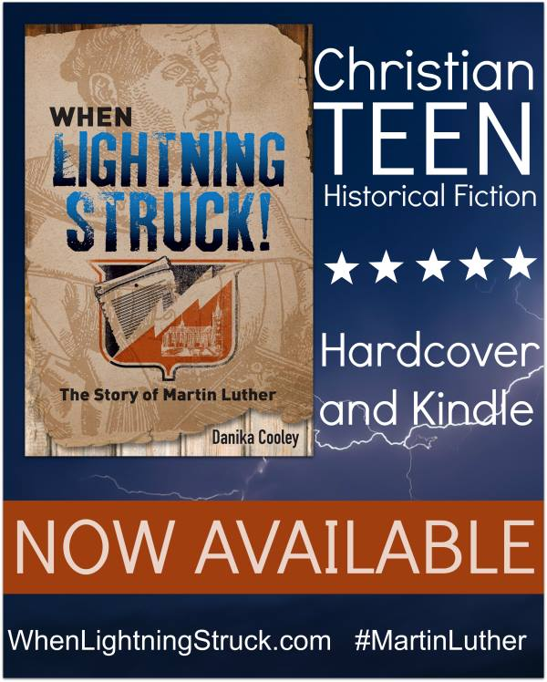 Book Review: When Lightning Struck! by Danika Cooley