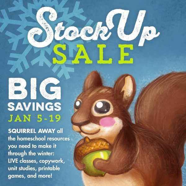The CurrClick Stock-up Sale!