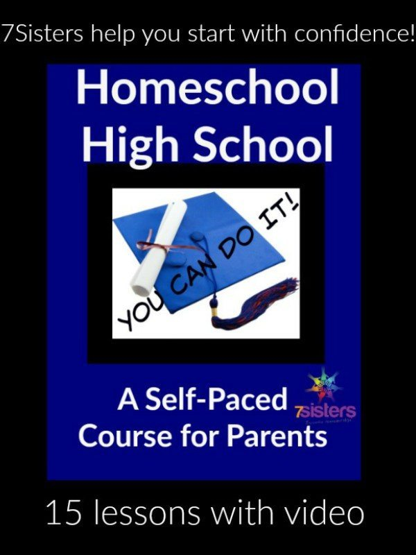 New Course to Help Moms Prepare for Homeschooling High School