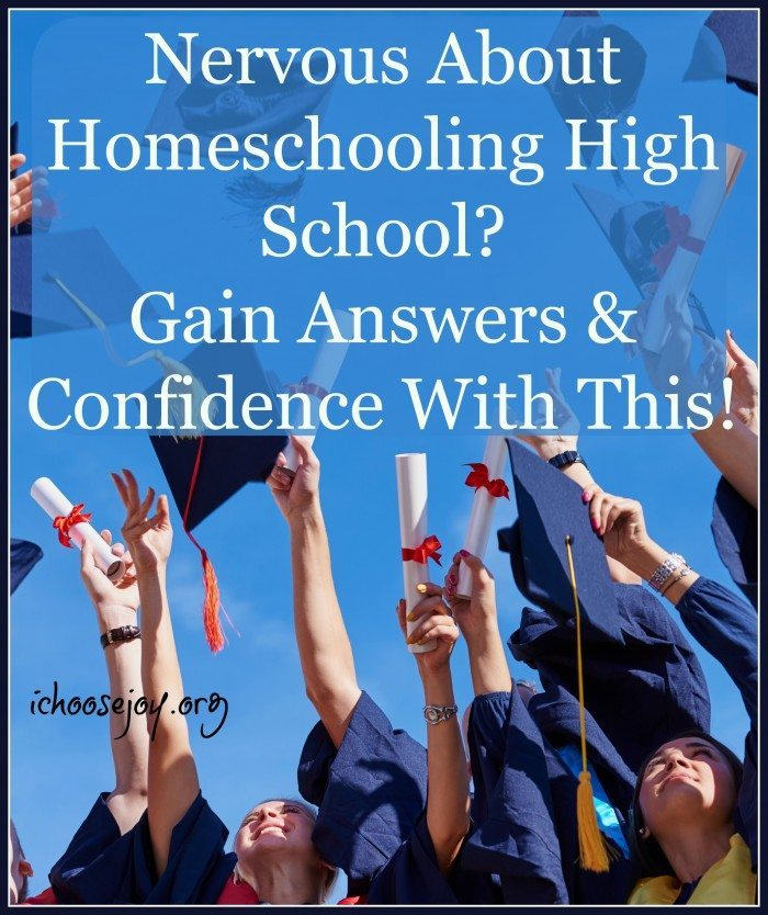 Homeschooling High School self-paced course for parents