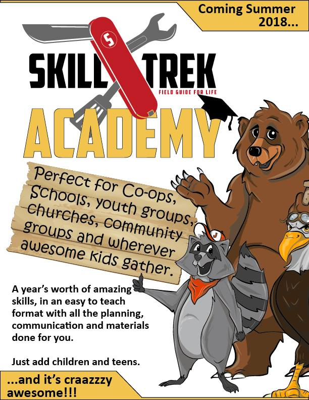 Skill Trek Academy to learn life skills in a group setting
