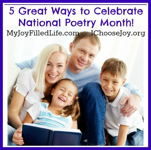 5 Great Ways to Celebrate National Poetry Month (square)