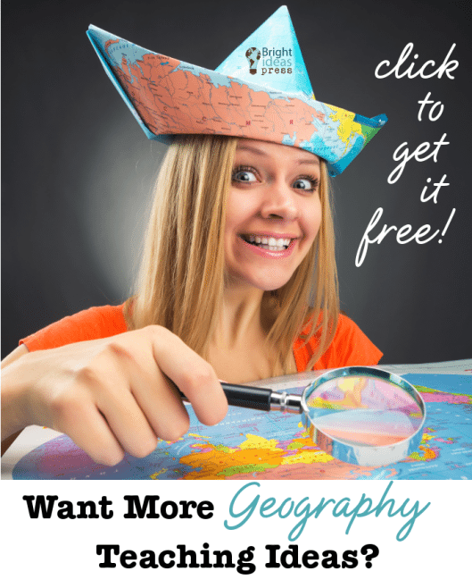 Geography Email Sign Up