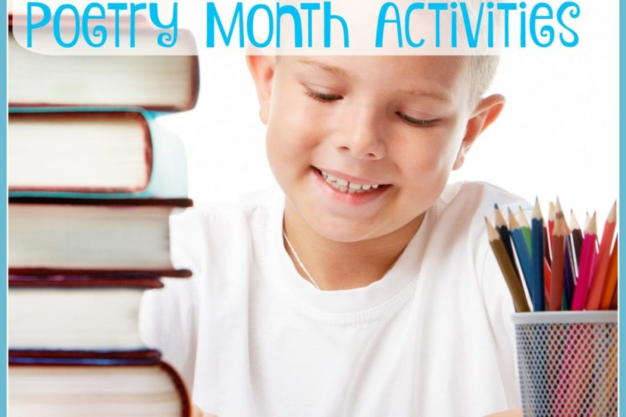 Great Links and Free Printables for Fun Poetry Month Activities