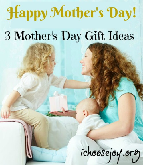 Three Unique Mother's Day Gift Ideas