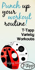 T-Tapp 40% off All Variety Workouts