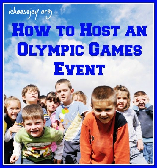 How to Host an Olympic Games Event