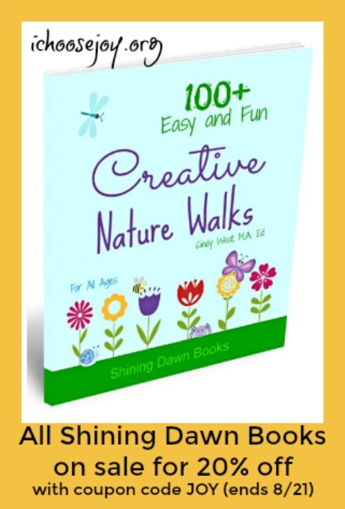 100+ Fun and Easy Creative Nature Walks