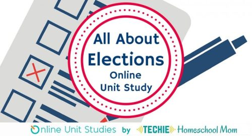 All About Elections Online Unit Study