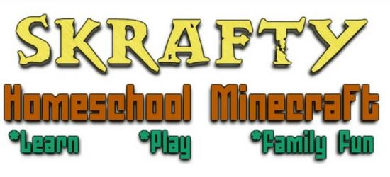 Skrafty Homeschool Minecraft server and classes
