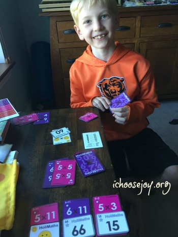 5 Reasons I Love the New HoliMaths Educational Card Game 5