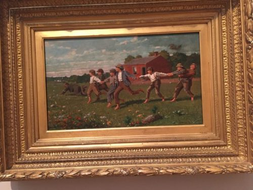 Winslow Homer Art