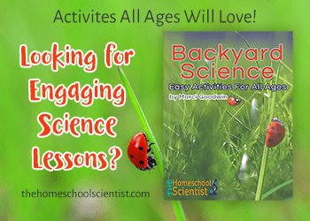 Backyard Science: Easy Activities for All Ages by Marci Goodwin