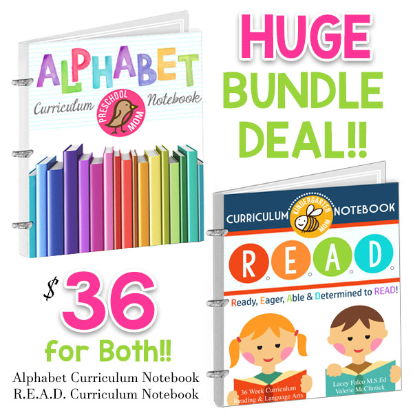 Crafty Classroom Alphabet and R.E.A.D. Curriculum sale