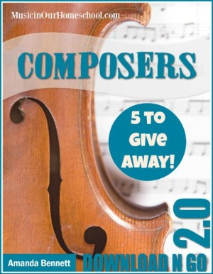 Composers Download N Go giveaway