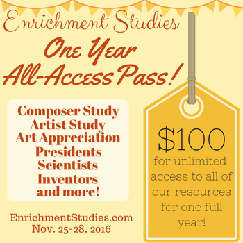 enrichment-studies-black-friday-one-year-all-access