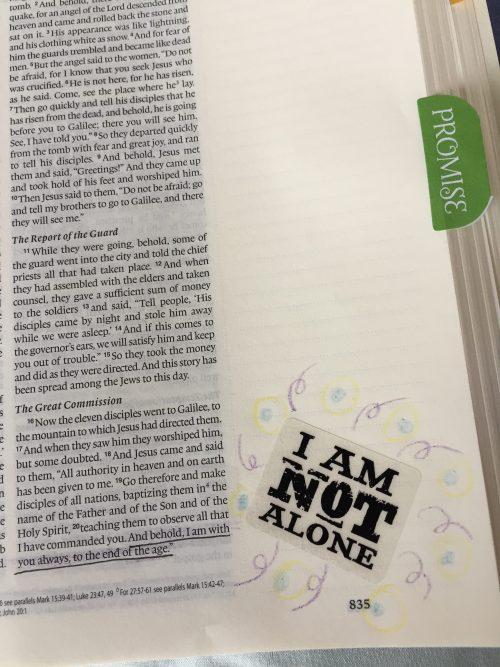 Bible Journaling Kit