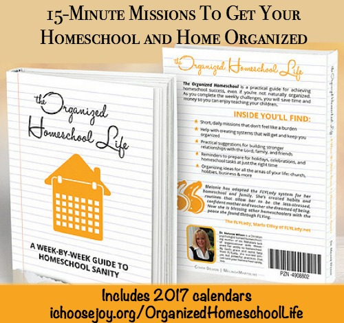 Hope to Continue Homeschooling with the Organized Homeschool Life and Planner from Only Passionate Curiosity
