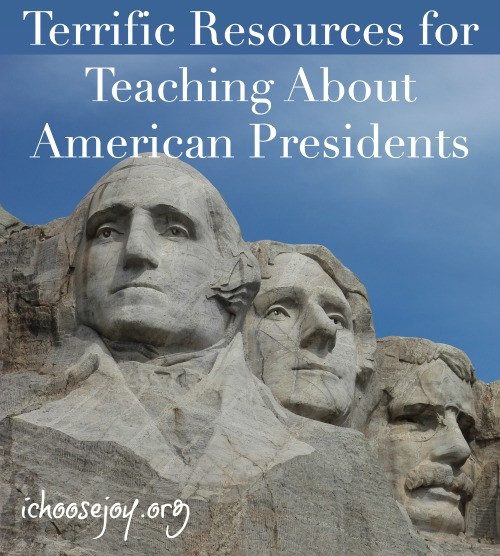 Terrific Resources for Teaching About American Presidents