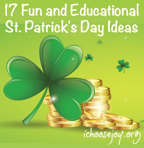 17 Fun and Educational St. Patrick's Day Ideas