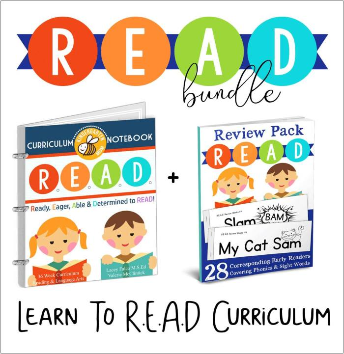 Giveaway: Crafty Classroom R.E.A.D. Curriculum Notebook & Review Pack ($40 value)