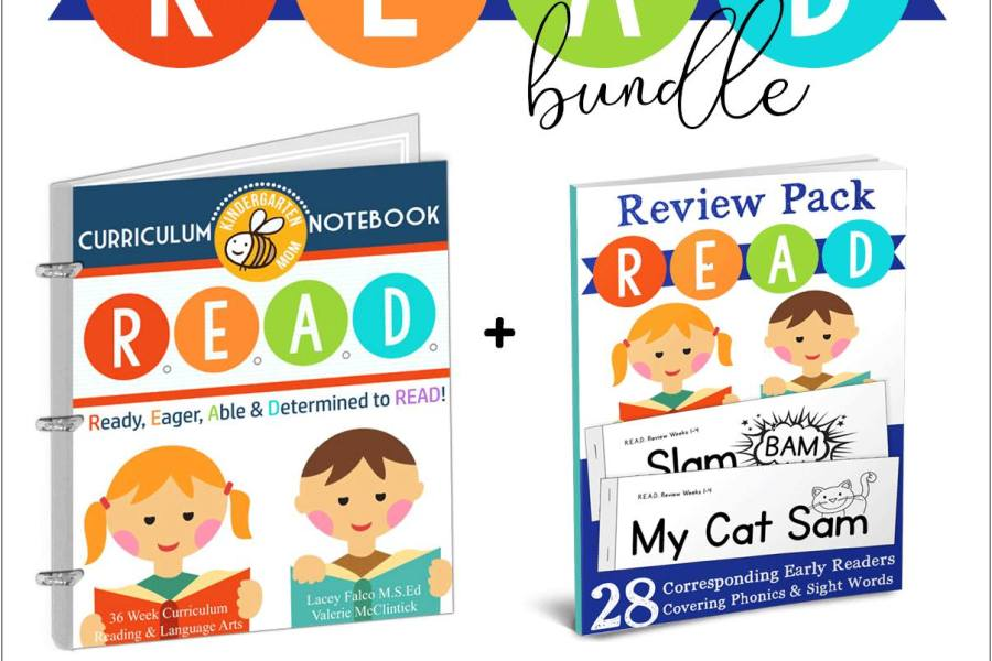 READ Bundle giveaway from Crafty Classroom