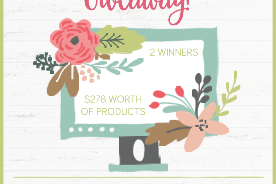 Enter to win all these amazing Homemaking Resources, giveaway ends 7/10