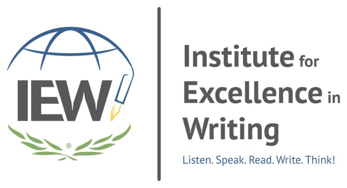 IEW - The Institute for Excellence in Writing