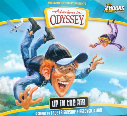 Adventures in Odyssey audiobooks for your homeschool