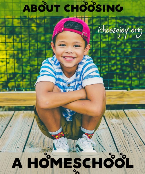 All You Need to Know About Choosing a Homeschool Group from a Veteran Homeschool mom of teens, from I Choose Joy!
