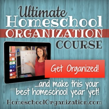 Ultimate Homeschool Organization eCourse. 100+ Online Courses The Ultimate Guide for Homeschool Success using online courses. #onlinecourses #homeschool #homeschoolcurriculum #ichoosejoyblog