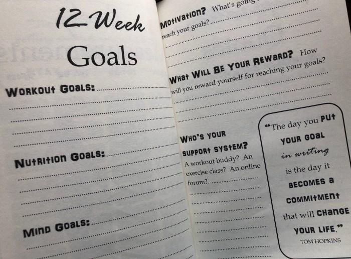 Get2Fit Journal A 12-Week Fitness Journal for Women