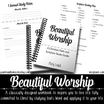 Beautiful Worship ~ A New Way to Get Close to God This Year