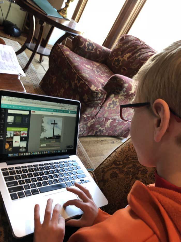 Guide to Digital Student Projects, a fun online course for kids!