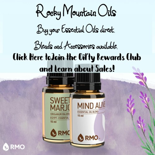Rocky Mountain Oils ~ Buy your essential oils direct