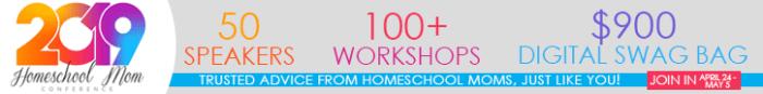 2019 Homeschool Mom Conference