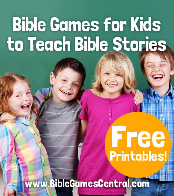 Using Games to Teach Bible Truths