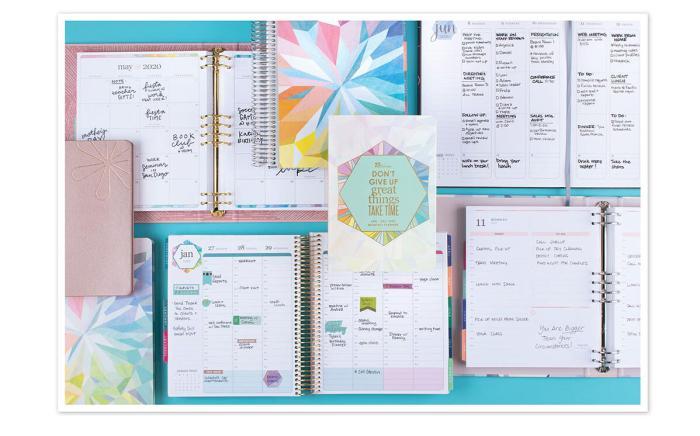 Erin Condren ~ planners to meet all your needs! #planner #erincondren #ichoosejoyblog