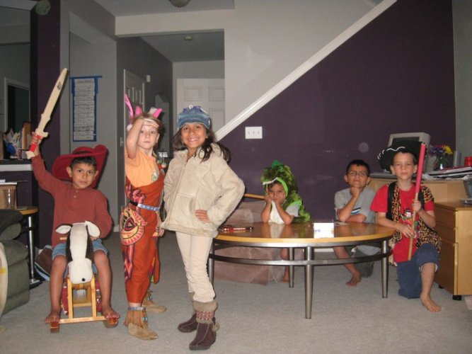 Night at the Museum Camp: Summer Camp Series