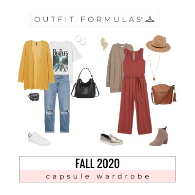 Fall-2020-Capsule-Wardrobe from Get Your Pretty On