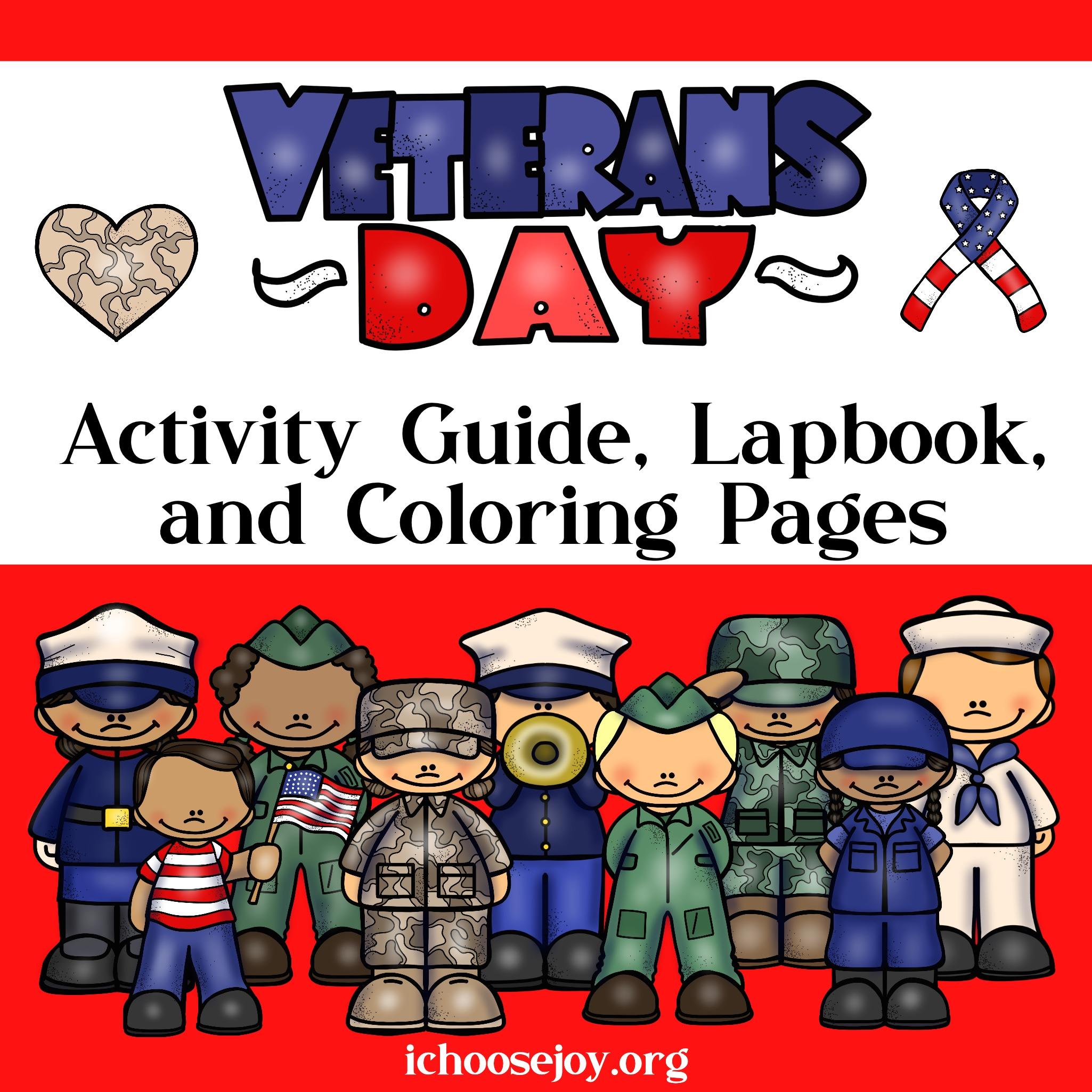 Veterans Day Activities [ 2050 x 2050 Pixel ]