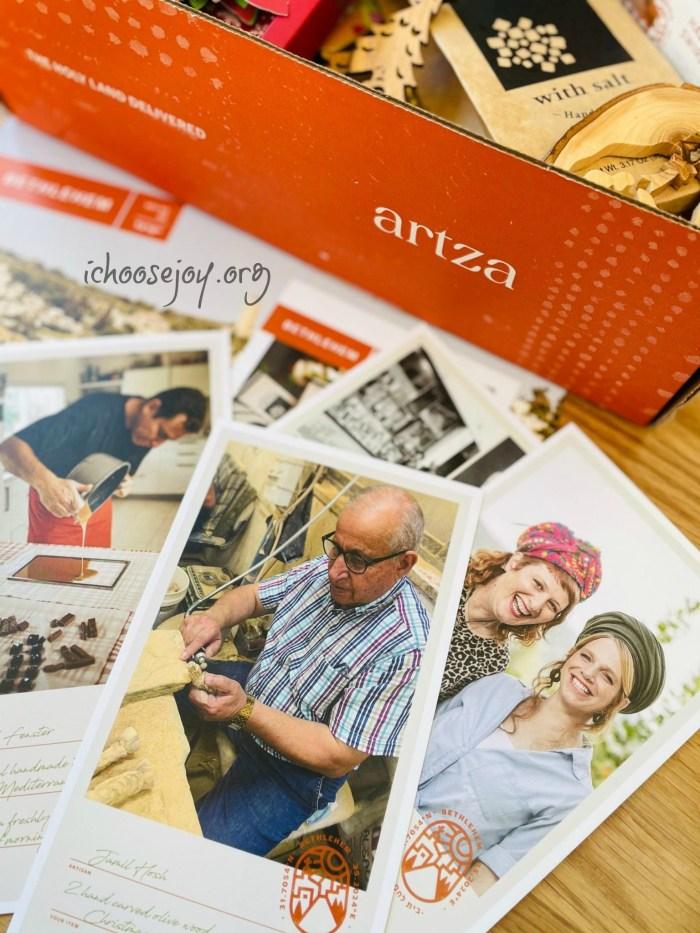 Artza Box - the artisans