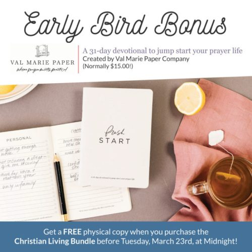 Expert Advice for the Ultimate Christian Living Bundle