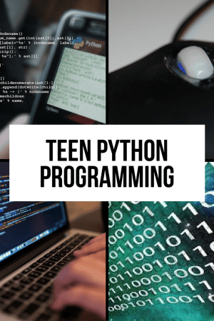 Python Programming online course for teens