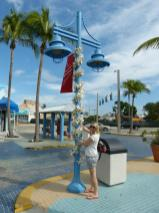 Am Times Square von Fort Myers Beach