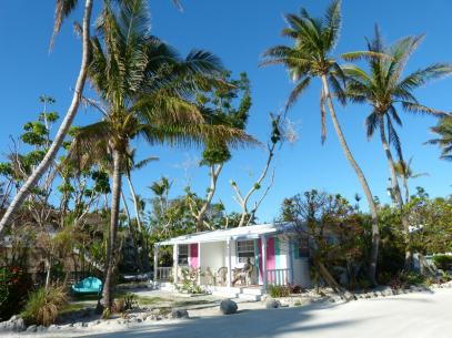 Unser Cottage im Pines and Palms Resort, Islamorada