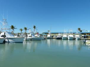 Fischereihafen von Islamorada